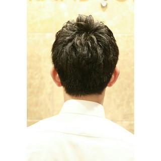 ボーイッシュ ベリーショート ショート エレガント ヘアスタイルや髪型の写真・画像