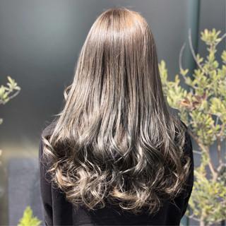 外国人 外国人風カラー 外国人風フェミニン 外国人風 ヘアスタイルや髪型の写真・画像