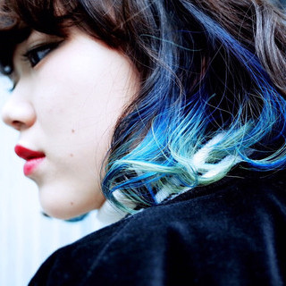 黒髪 ショート 簡単ヘアアレンジ ピュア ヘアスタイルや髪型の写真・画像