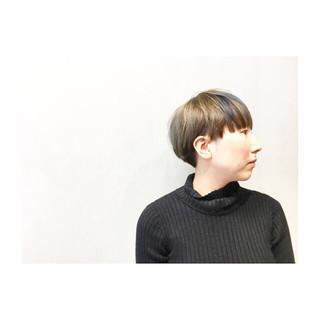 ゆるふわ パープル アッシュ バレンタイン ヘアスタイルや髪型の写真・画像