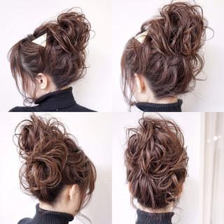 ロング フェミニン 外国人風 大人女子 ヘアスタイルや髪型の写真・画像