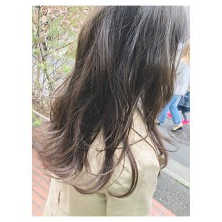 ヘアアレンジ ナチュラル 女子力 透明感 ヘアスタイルや髪型の写真・画像