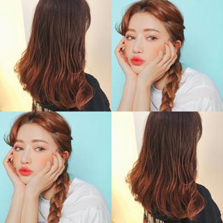 ナチュラル 大人かわいい ロング 渋谷系 ヘアスタイルや髪型の写真・画像 ヘアスタイルや髪型の写真・画像