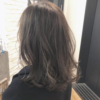 外国人風 外ハネ こなれ感 大人女子 ヘアスタイルや髪型の写真・画像