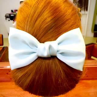 モテ髪 ヘアアレンジ コンサバ シニヨン ヘアスタイルや髪型の写真・画像