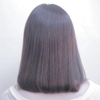 色気 大人かわいい ボブ 外国人風 ヘアスタイルや髪型の写真・画像