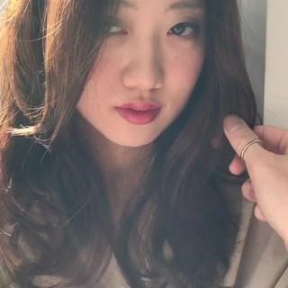 大人女子 こなれ感 ミルクティー ナチュラル ヘアスタイルや髪型の写真・画像