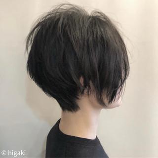 higakiさんのヘアスナップ