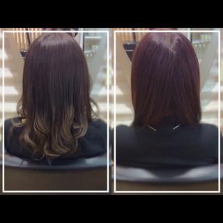 髪質改善トリートメント 艶髪 大人ヘアスタイル ロング ヘアスタイルや髪型の写真・画像