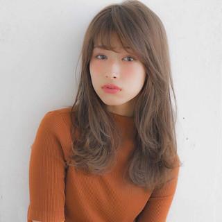 前髪 アンニュイほつれヘア パーマ 大人かわいい ヘアスタイルや髪型の写真・画像