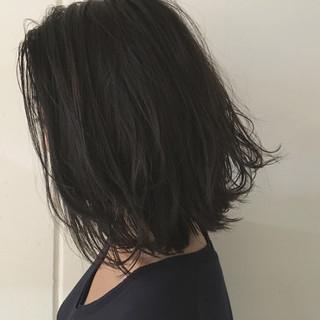 ロブ ボブ 大人かわいい ストリート ヘアスタイルや髪型の写真・画像 ヘアスタイルや髪型の写真・画像