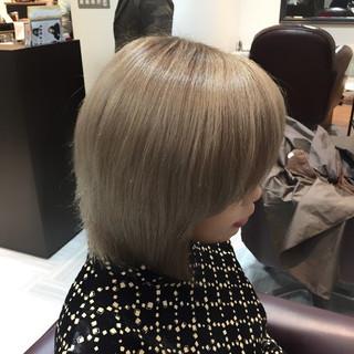 渋谷系 ストリート ミディアム ワイドバング ヘアスタイルや髪型の写真・画像