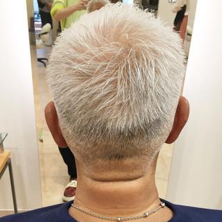 スキンフェード ストリート フェードカット メンズ ヘアスタイルや髪型の写真・画像