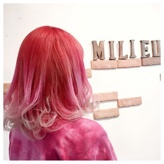 ニュアンス デート ガーリー ボブ ヘアスタイルや髪型の写真・画像