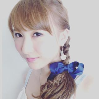 ゆるふわ アッシュ 大人女子 外国人風カラー ヘアスタイルや髪型の写真・画像