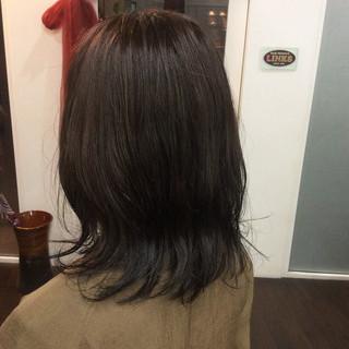 ナチュラル ミディアム イルミナカラー ヘアスタイルや髪型の写真・画像 ヘアスタイルや髪型の写真・画像