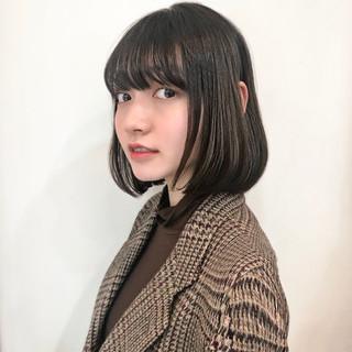 ヘアアレンジ ワンカール 黒髪 大人可愛い ヘアスタイルや髪型の写真・画像