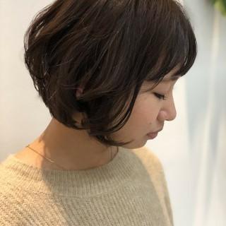 西村 真さんのヘアスナップ