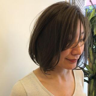アンニュイほつれヘア コンサバ デート パーマ ヘアスタイルや髪型の写真・画像