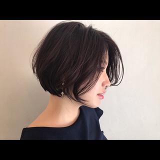 モード グラデーションカラー 大人女子 ナチュラル ヘアスタイルや髪型の写真・画像