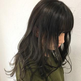 冬 暗髪 ストリート 外国人風 ヘアスタイルや髪型の写真・画像 ヘアスタイルや髪型の写真・画像