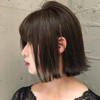 吉良秋穂さんのヘアスナップ