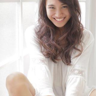 外国人風 大人女子 ニュアンス 冬 ヘアスタイルや髪型の写真・画像