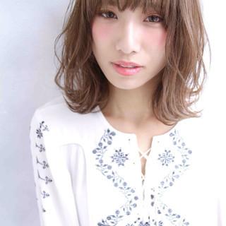 ストリート ハイライト ピュア 外国人風 ヘアスタイルや髪型の写真・画像