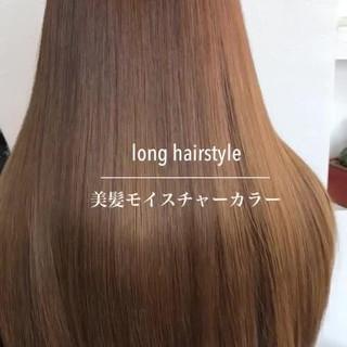ヘアカラー 髪質改善 美髪 ロング ヘアスタイルや髪型の写真・画像 ヘアスタイルや髪型の写真・画像