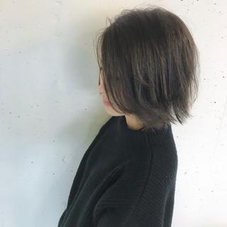 こなれ感 大人女子 ボブ 小顔 ヘアスタイルや髪型の写真・画像 ヘアスタイルや髪型の写真・画像