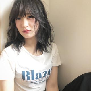 外国人風カラー ナチュラル 外国人風 3Dハイライト ヘアスタイルや髪型の写真・画像