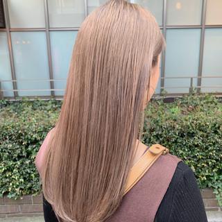 ブリーチカラー ハイトーン ブリーチ必須 ハイトーンカラー ヘアスタイルや髪型の写真・画像