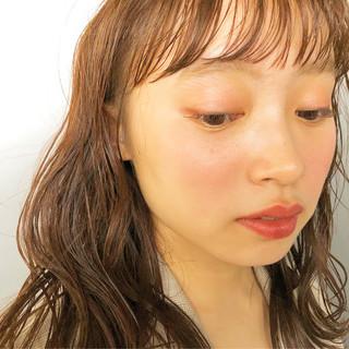 簡単ヘアアレンジ ヘアアレンジ ナチュラル ベージュ ヘアスタイルや髪型の写真・画像