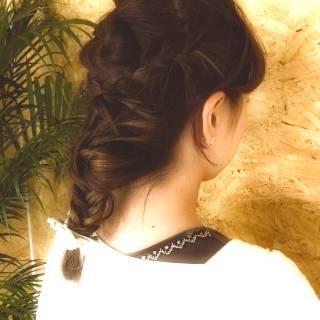 ナチュラル モテ髪 ディズニー ヘアアレンジ ヘアスタイルや髪型の写真・画像