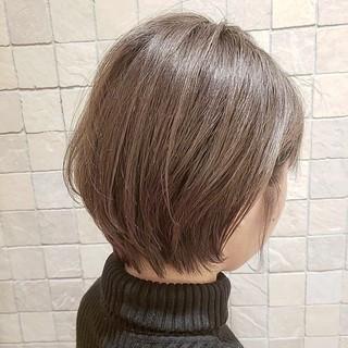 ショートボブ 小顔ショート ショート ショートヘア ヘアスタイルや髪型の写真・画像 ヘアスタイルや髪型の写真・画像