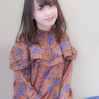 可愛い ゆるふわ ヘアアレンジ ナチュラル ヘアスタイルや髪型の写真・画像 ヘアスタイルや髪型の写真・画像