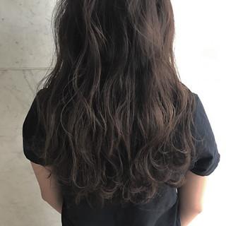 外国人風 エレガント 透明感 アンニュイ ヘアスタイルや髪型の写真・画像