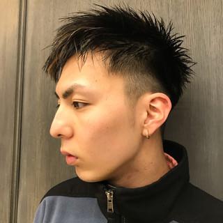 メンズヘア メンズショート メンズカジュアル ベリーショート ヘアスタイルや髪型の写真・画像