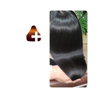 トリートメント ロング ナチュラル 頭皮ケア ヘアスタイルや髪型の写真・画像