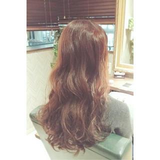 ロング フェミニン ゆるふわ 大人かわいい ヘアスタイルや髪型の写真・画像