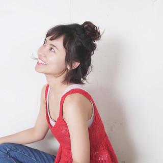 女子会 リラックス 大人かわいい ゆるふわ ヘアスタイルや髪型の写真・画像