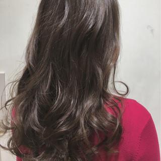 エレガント 上品 ハイライト デート ヘアスタイルや髪型の写真・画像