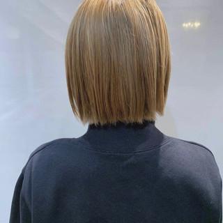お洒落 ダブルカラー ラフ ストリート ヘアスタイルや髪型の写真・画像