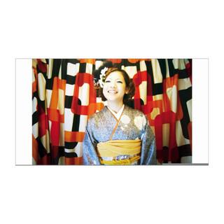 ナチュラル 成人式 ボブ ヘアアレンジ ヘアスタイルや髪型の写真・画像