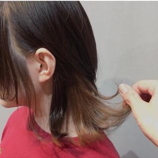 グレーアッシュ アッシュグレージュ ウルフカット ショート ヘアスタイルや髪型の写真・画像