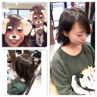 イルミナカラー ゆるふわ かわいい モテ髪 ヘアスタイルや髪型の写真・画像
