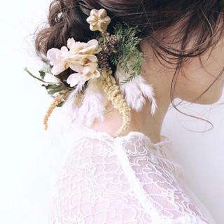 アンニュイ 大人女子 ミディアム 女子力 ヘアスタイルや髪型の写真・画像