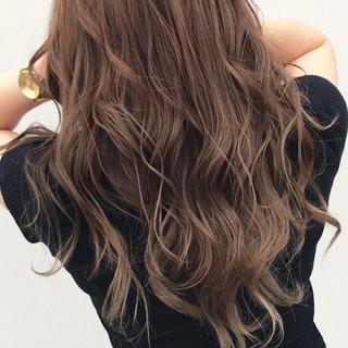 フェミニン パーティ ロング オフィス ヘアスタイルや髪型の写真・画像