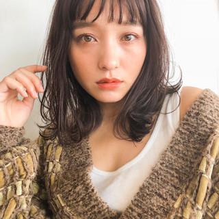 ヘアアレンジ 前髪あり 女子力 ナチュラル ヘアスタイルや髪型の写真・画像
