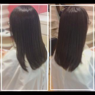 ナチュラル 社会人の味方 髪質改善 大人ヘアスタイル ヘアスタイルや髪型の写真・画像